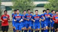 Trận VN - Đài Loan tổ chức ở sân Hàng Đẫy để giảm chi phí