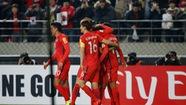 Thắng sát nút Syria, Hàn Quốc củng cố vị trí nhì bảng