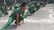 Ngày đầu trong quân ngũ - Kỳ cuối: Tôi thích đi bộ đội