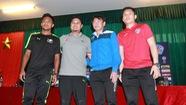 Than Quảng Ninh đặt mục tiêu có 3 điểm trước Home United