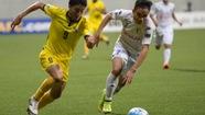 Thắng ngược Tampines Rovers, Hà Nội vươn lên đầu bảng