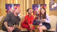 Cô gái Việt 'bắn' 7 ngôn ngữ với dàn sao Guardian of the Galaxy 2