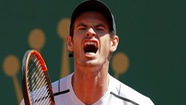 Murray và Wawrinka bị loại khỏi Giải quần vợt Monte Carlo