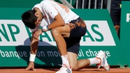 Goffin đánh bại Djokovic ở tứ kết Monte Carlo