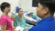 Nhiều tấm lòng chia sẻ với nữ sinh bị ung thư