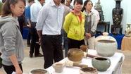 Phong phú cổ vật triển lãm ngành nghề truyền thống Lái Thiêu