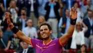 Điểm tin tối 15-5: Nadal vào tốp 4 thế giới