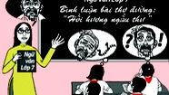 Văn học cổ điển: Làm sao để học trò thích học?