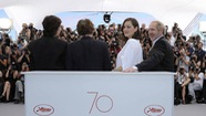 Cannes: Đẹp nên bị ghét và giỏi nên được yêu