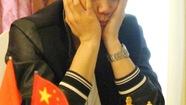 Kỳ thủ 20 tuổi Tuấn Minh đánh bại đối thủ số 2 Trung Quốc