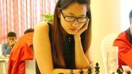 Kim Phụng vẫn bất bại ở bảng nữ Giải cờ vua châu Á 2017