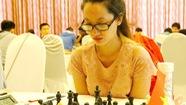 Kỳ thủ Kim Phụng tiến gần đến ngôi vô địch