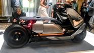 BMW sản xuất xe tay ga công nghệ cao