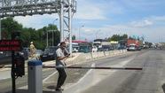 Từ ngày 1-8 miễn phí đường bộ qua trạm BOT Quán Hàu