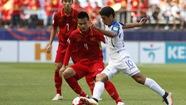 Nên sử dụng cầu thủ U-20 ở Asian Cup 2019