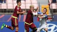 Đánh bại U20 Mỹ, Venezuela vào bán kết World Cup
