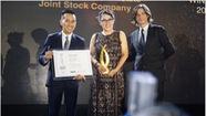 Senturia Vườn Lài đoạt giải Best Housing Development
