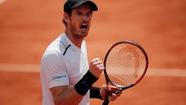 Murray gặp Nishikori ở tứ kết Roland Garros