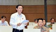 Phó thủ tướng Vương Đình Huệ: 'Ta có tiền mà không tiêu hết được'