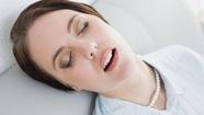 Ngủ há miệng khi đi xe, có thể bạn mắc bệnh về hô hấp