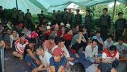 Vây ổ bạc lớn nhất Tây Nguyên, bắt hơn 100 người