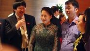 Chủ tịch Quốc hội 'nhắc' Hà Nội chuyện cải cách hành chính