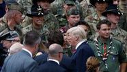 Tổng thống Trump: Quan hệ Mỹ - châu Âu 'đang phát triển mạnh mẽ'
