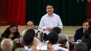 Chủ tịch Hà Nội về Đồng Tâm công bố dự thảo kết luận thanh tra