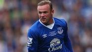 Rooney trở lại Everton