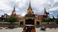 Campuchia thông qua luật cấm đảng chính trị dây dưa với tội phạm