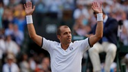 Lão tướng 34 tuổi Muller tiễn Nadal khỏi Wimbledon sau trận đấu marathon