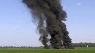 Rơi máy bay quân sự Mỹ, 16 người thiệt mạng