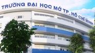 ĐH Mở TP.HCM: Điểm nhận hồ sơ từ 15,5 đến 18