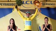 Froome mất áo vàng Tour de France sau chặng 12
