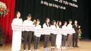 Nhiều học bổng cho thí sinh thi THPT đăng ký vào ĐH Duy Tân