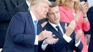 Hai ngày ở Pháp, Tổng thống Trump thay đổi nhận thức về châu Âu