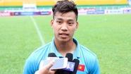 Văn Thanh mong muốn cùng U-22 VN giành HCV SEA Games