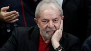 Thẩm phán Brazil đóng băng tài khoản của cựu tổng thống Lula da Silva