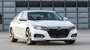 Honda Accord 2018: thể thao, sang trọng và đẳng cấp