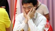 Quang Liêm vẫn chưa thắng tại Giải CLB hạng A Trung Quốc