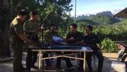 Dân nộp 47 khẩu súng cho kiểm lâm Phong Nha - Kẻ Bàng