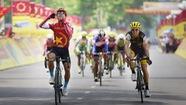 Điểm tin tối 9-8: Gần 1,2 tỷ đồng tiền thưởng giải xe đạp VTV Cup