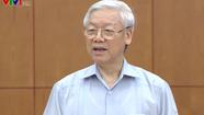 Bộ Chính trị ban hành quy định về chức danh cán bộ cấp cao