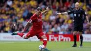Hoffenheim thách thức Liverpool
