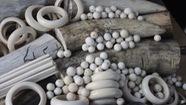 Cán bộ Cục Hải quan Hà Nội đánh tráo 150kg ngà voi