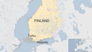 Tấn công bằng dao ở Phần Lan, ít nhất 1 người chết