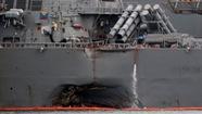 Trung Quốc nói chiến hạm Mỹ hành xử 'kiêu ngạo' nên bị tai nạn