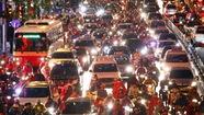 Hà Nội chính thức duyệt đề án cấm xe máy