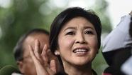 Bà Yingluck đi lưu vong như anh trai mình