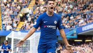 Morata tỏa sáng, Chelsea thắng dễ Everton